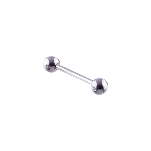 Barbell 1.6x12 5mm Ball Stainless